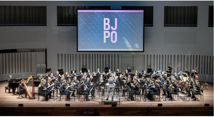 Brabants jeugdorkest met sopraanFranka van Dommelen in nieuw project
