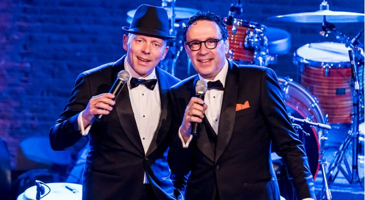 Sinatra meets Sinatra voor concerten met blaasorkesten