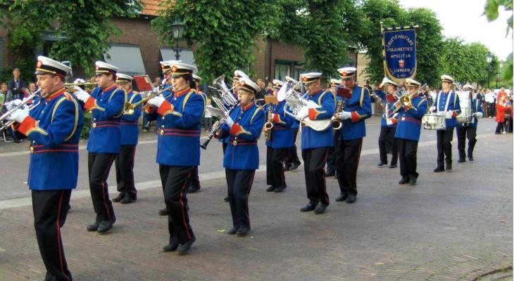 Historische muziekavond in Lienden