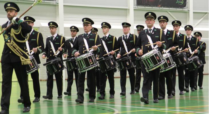 Drumband Concordia Overdinkel zoekt instructeur