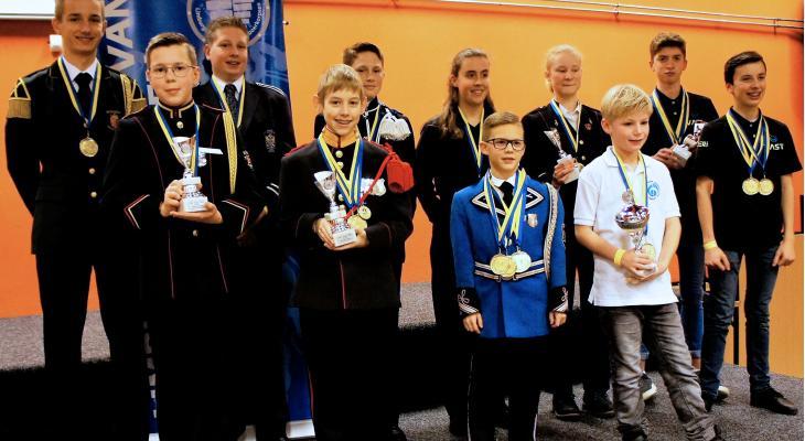 Slagwerkers uit Landgraaf en Maastricht winnen LBT-concours