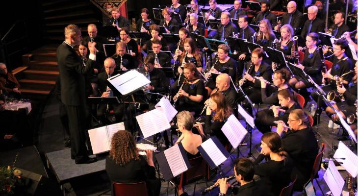 Clinic voor beginnende dirigenten