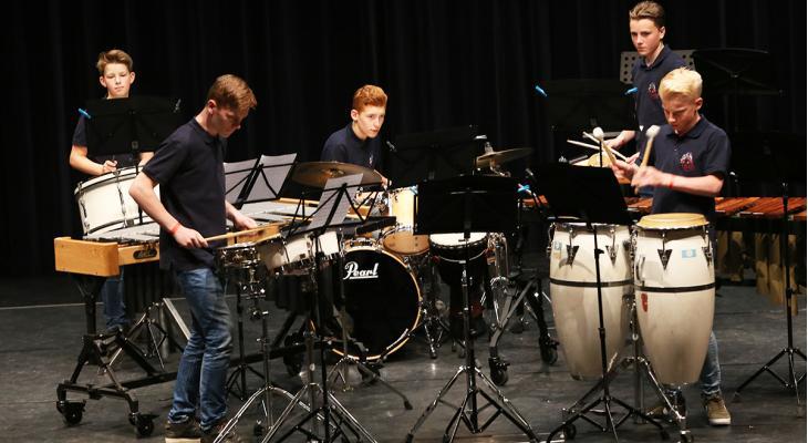 Reglement voor SMP-solisten en ensembles aangepast