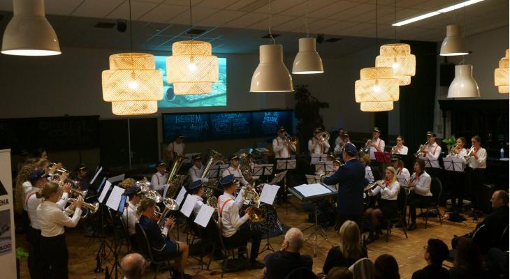 Muzikale ontmoeting tijdens 47ste Altena Streekfestival