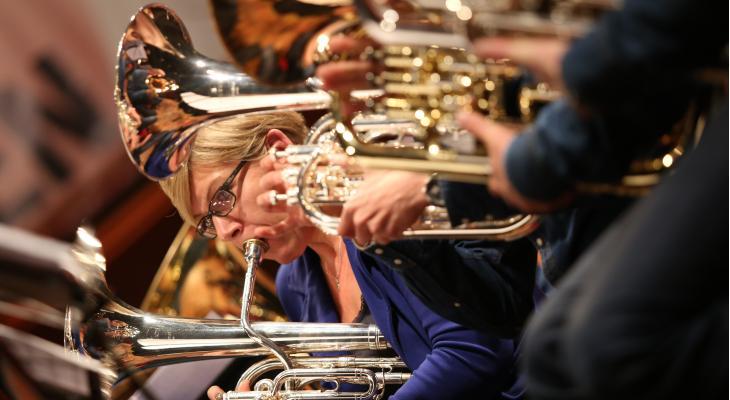 Internationaal deelnemersveld op 4e Dutch Open Brass Band Championships