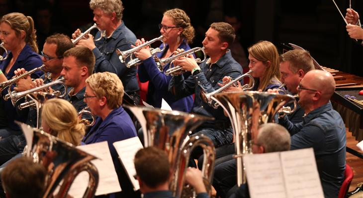 Organisatie Dutch Open Brass Band Championships gokt op vaccinaties