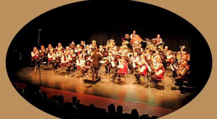 Theaterconcert door Veluws Senioren Orkest