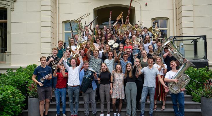 ZomerOrkest Nederland sluit tournee af in Gorinchem