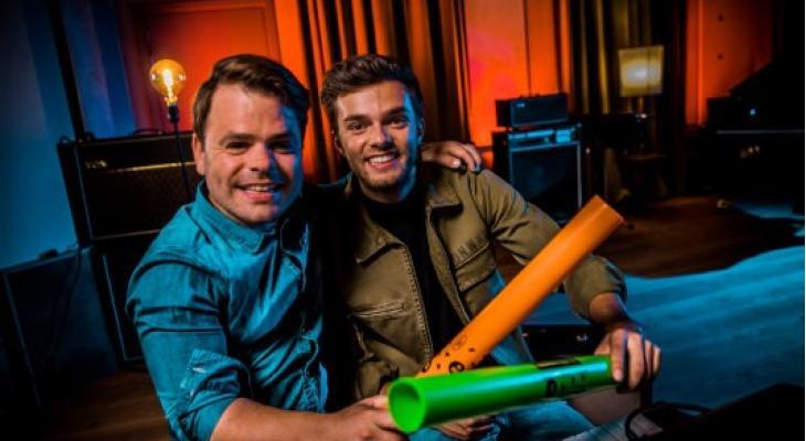 Roel van Velzen en Buddy Vedder helpen leerkrachten basisonderwijs
