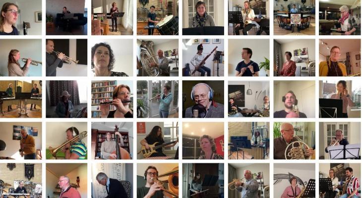 Koninklijke Biltse Harmonie beurt cultuursector op