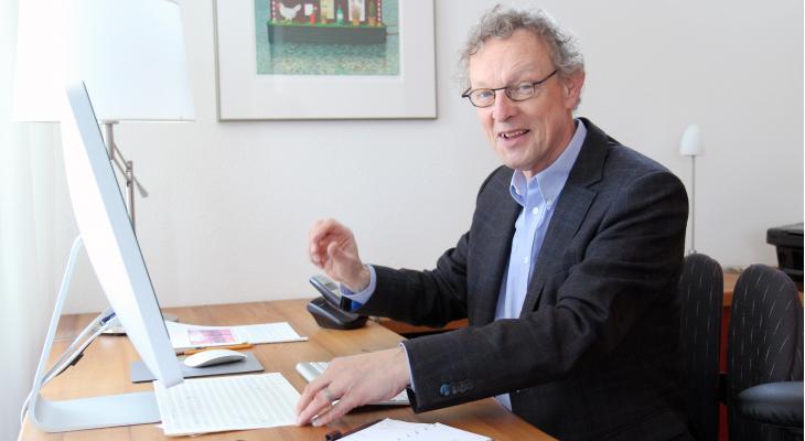 Blog Rob Goorhuis over werk als componist