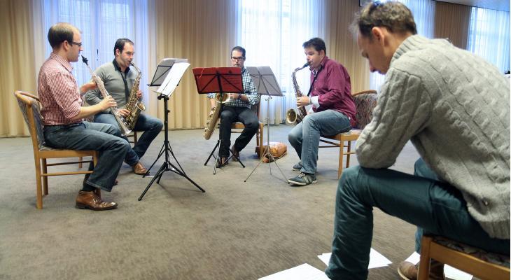 Ensemblespel biedt perspectief in 'nieuwe normaal'