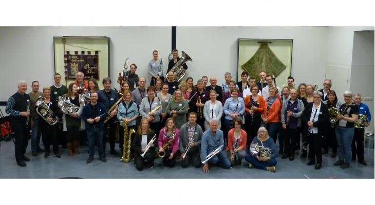 Projectorkest Bollenstreek houdt 6e projectdag