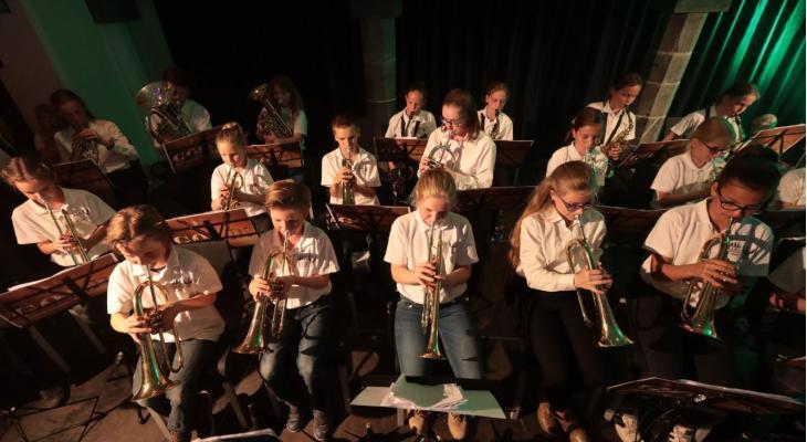 Koninklijke Muziekvereniging Fanfare Venlo zoekt dirigent voor jeugdorkest
