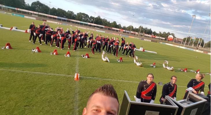 Kamper Trompetter Korps wint finals in Assen