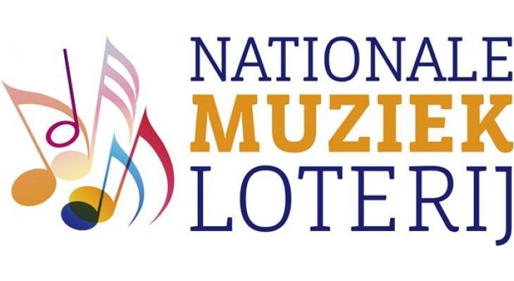 Eerste trekking Nationale Muziekloterij