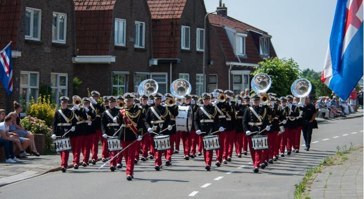 Play-in bij Oranje IJsselmuiden