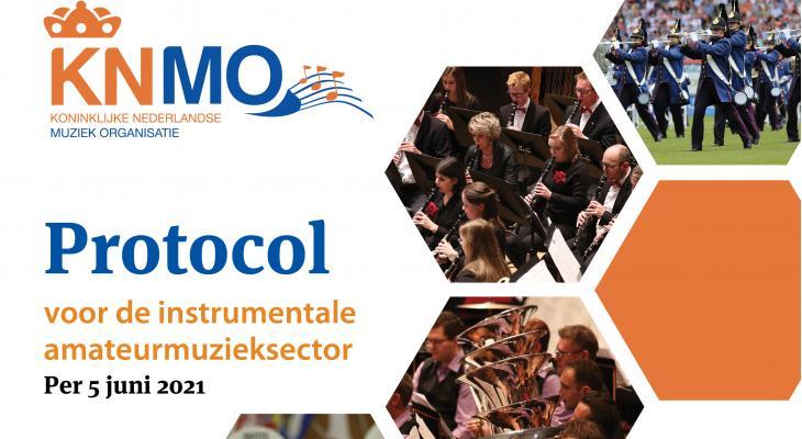 Nieuwe protocol voor amateurmuzieksector staat online