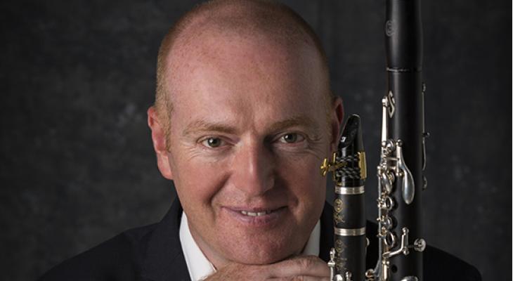 Nederlandse première van klarinetconcert van Oscar Navarro