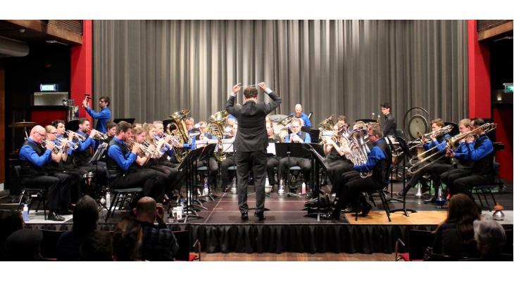 Ajax als voorbeeld voor de Provinciale Brassband Groningen