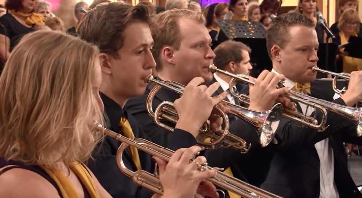 Crescendo Krimpen aan de Lek speelt in verschillende samenstellingen