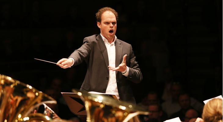 Richard Visser nieuwe dirigent Concordia Middelstum