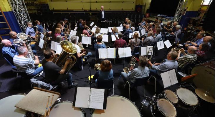 Rotterdams Symfonisch Blaasorkest zoekt een projectdirigent