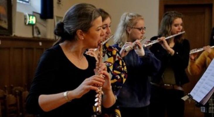 Zomeracademie: een week fluit spelen op een toplocatie