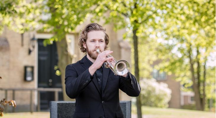 Almer Zijlstra nieuwe dirigent Concordia IJlst