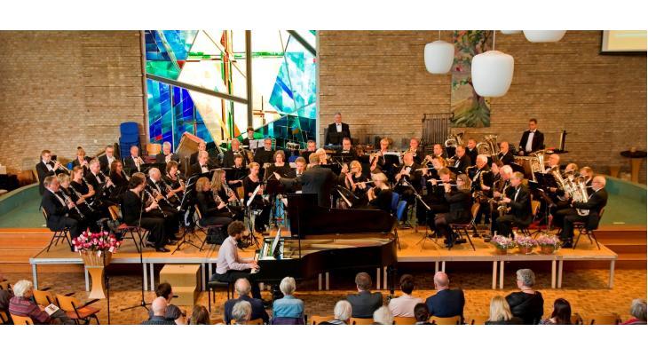 Bouw- en Infraharmonie verzorgt Koningsconcert