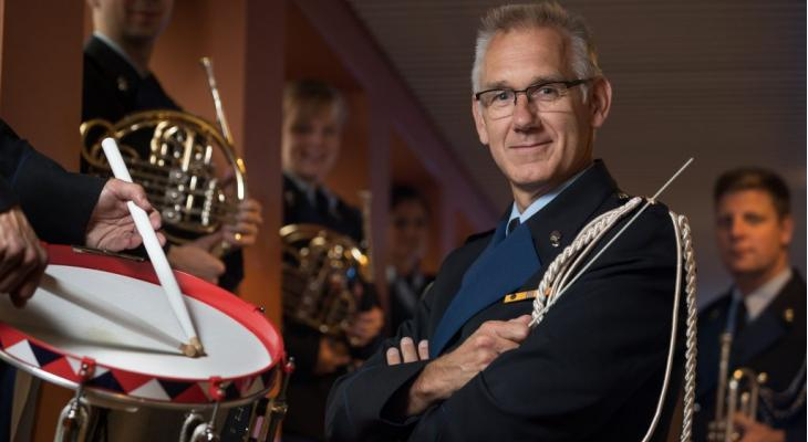 George Michael tribute door Military Academy Orchestra en Charly Luske