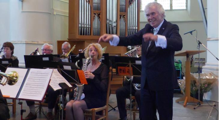 Zingen in de Martini Bolsward