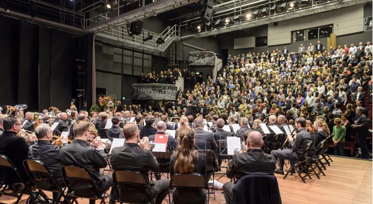 Juryleden kijken terug op bondswedstrijden in KW Nieuwskrant