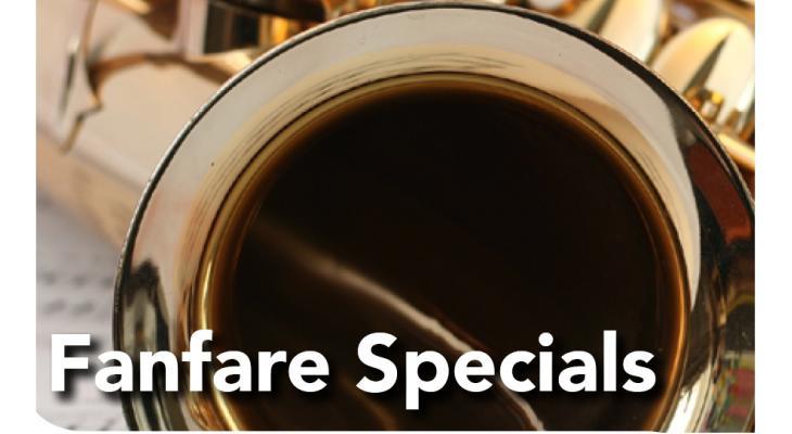 Kent u deze Fanfare Specials van Ferskaat MP?