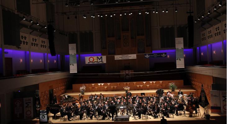 Concertconcours OBM in Enschede