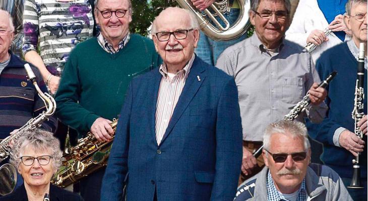 Componist en dirigent Willy Hautvast overleden