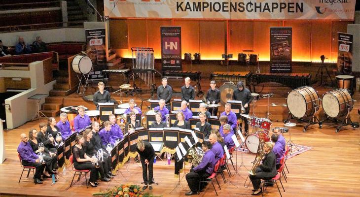 Brassband Heman zoekt dirigent(e)