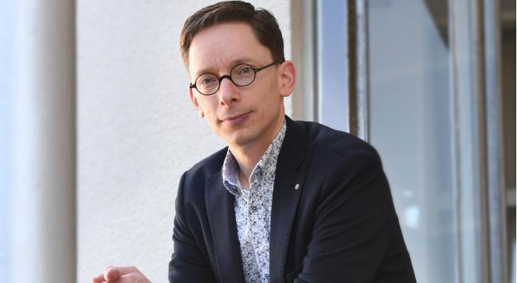 Christiaan Janssen wint compositiewedstrijd in Amerika