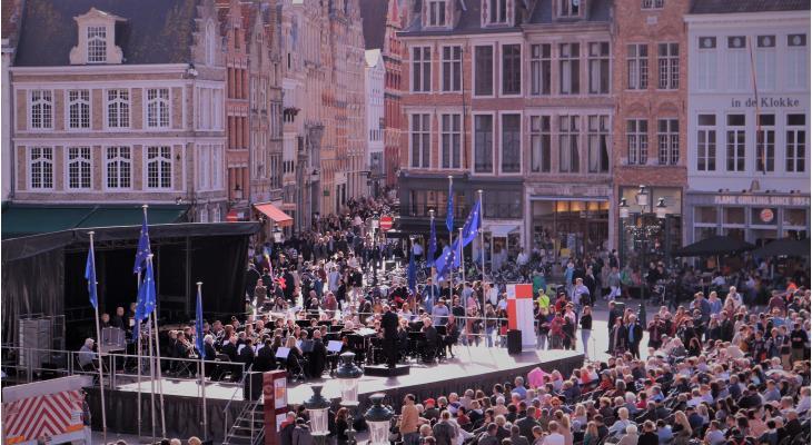 Koninklijke Rotterdamse Post Harmonie zoekt dirigent