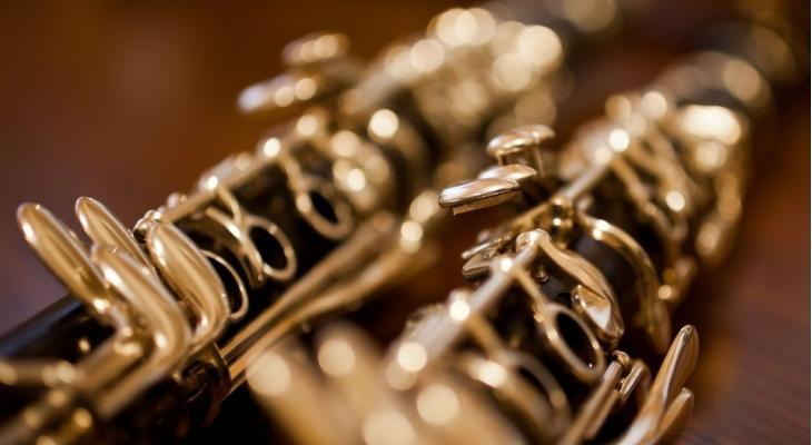 Kerstconcet Clarinet Choir Weert