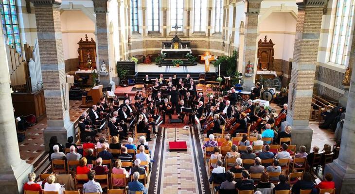 Rijnlands Symfonie Orkest zoekt concertmeester
