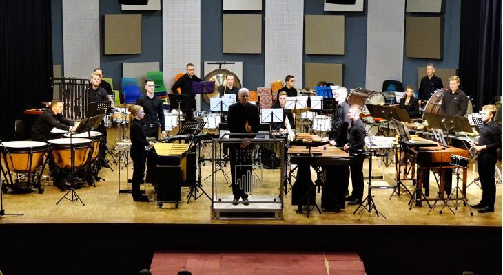 Muzikaliteit op podiumconcours Limburgse tamboerbond
