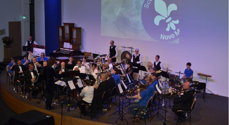 Films en Klassiekers door Brassband Almere