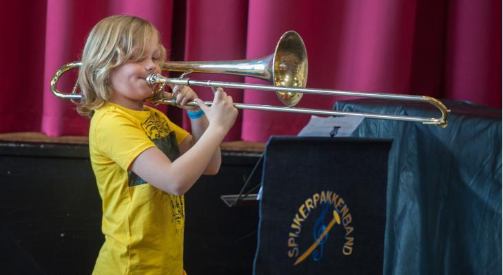 Slow Music Contest: muzikaliteit boven technische hoogstandjes