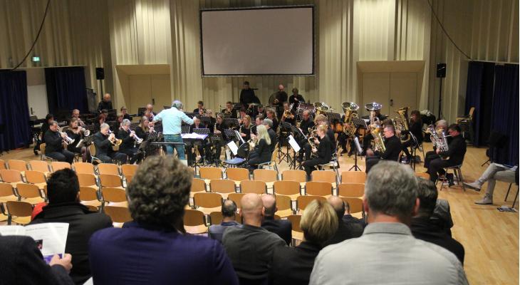 Fanfare Repertoire Festival van start