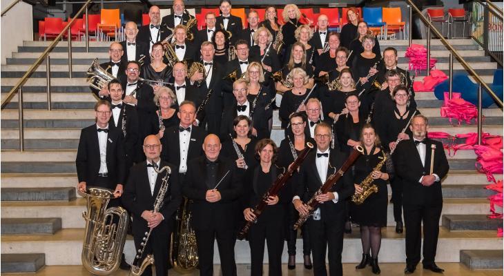 Play-in bij Harmonie Orkest Twente (HOT)