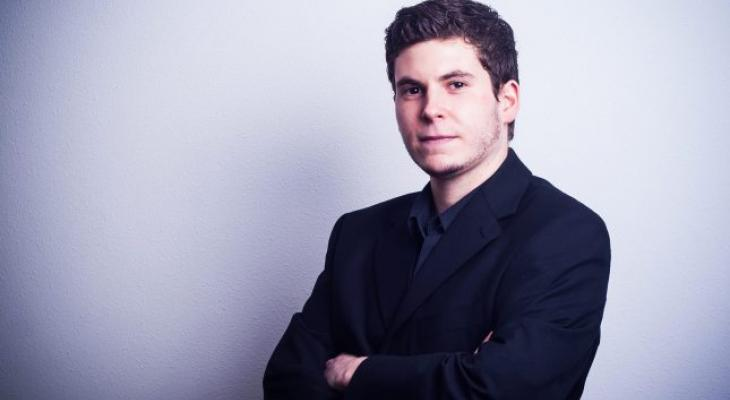 Christian Overhead wordt Composer in Residencebij Brass Band Schoonhoven