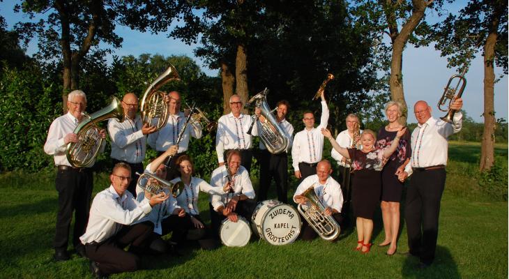 Najaarsconcert door Zuidema Kapel Grootegast