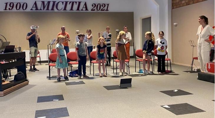 Amicitia IJsselstein zoekt muziekdocent voor muziekspeeltuin