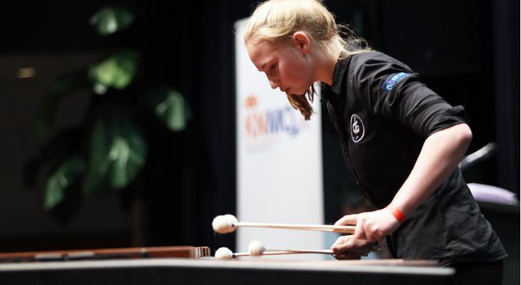 Evie Linssen topscorer op kampioenschap in Limburg